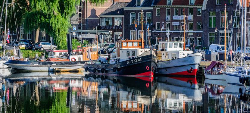 Enkhuizen am IJsselmeer